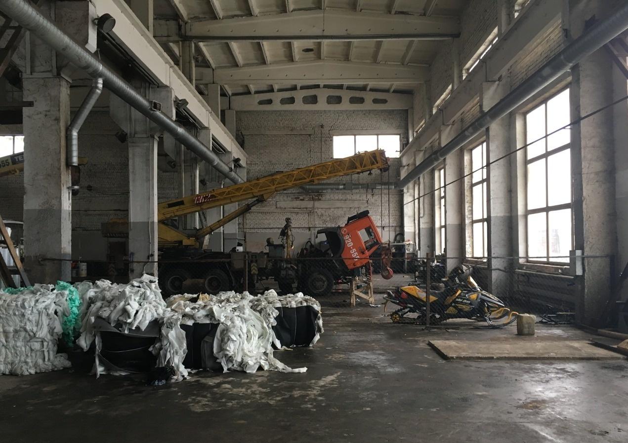 Продам производственное помещение, 5500м²
