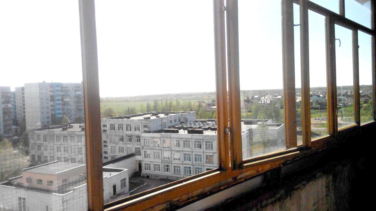 Продается 2-комнатная квартира, 51,5м²