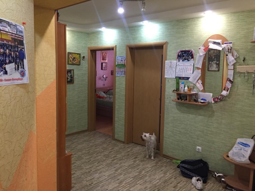 Продается 4+-комнатная квартира, 108,1м²