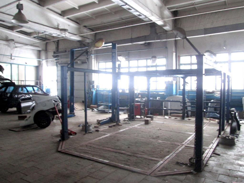 Сдам производственное помещение, 260м²