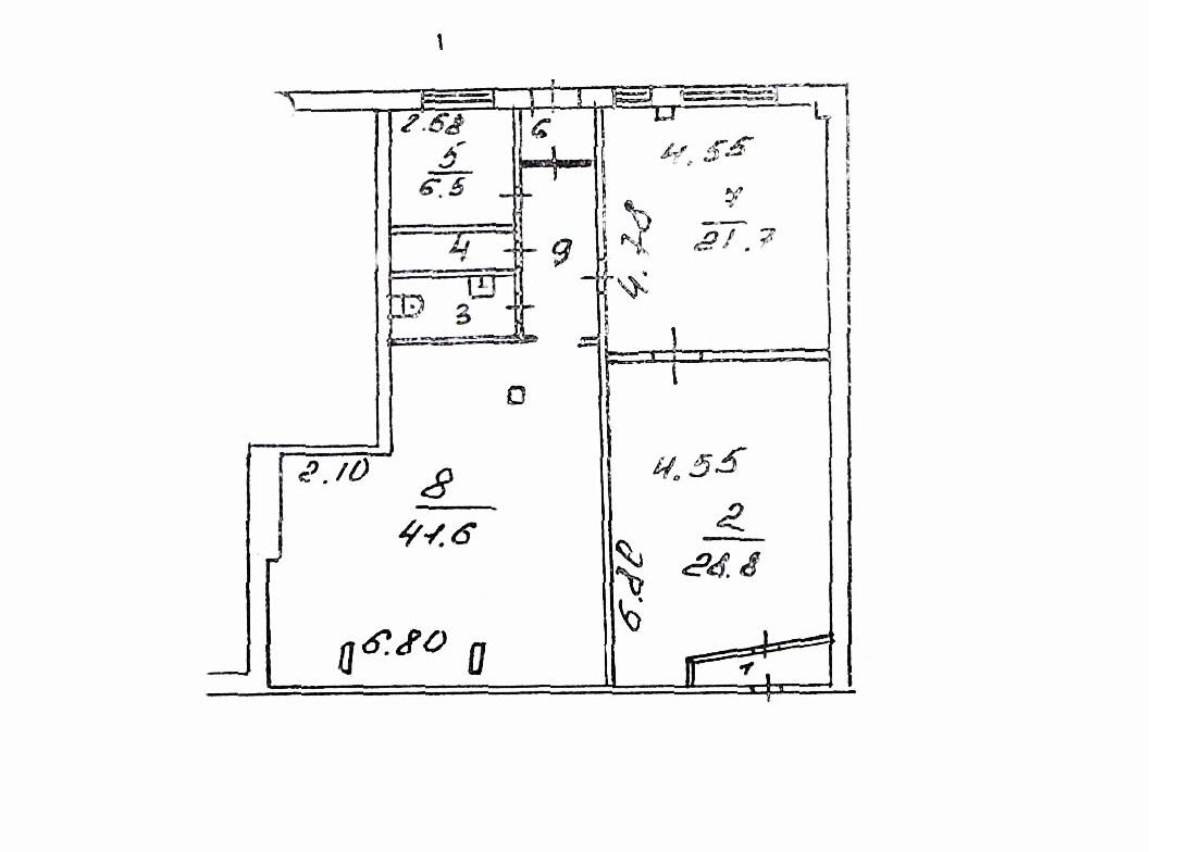 Продам торговую площадь, 112м²
