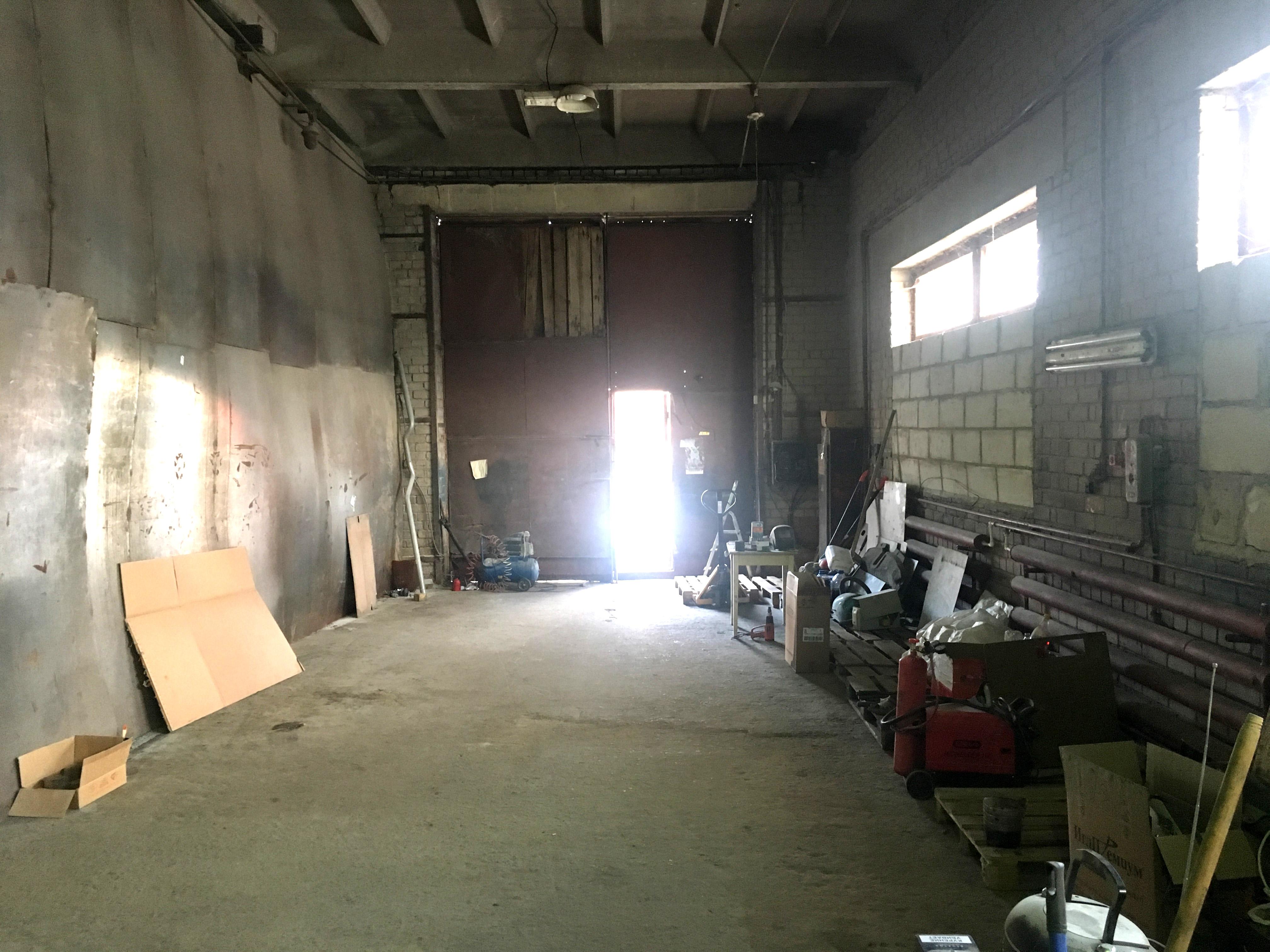 Сдам производственное помещение, 200м²
