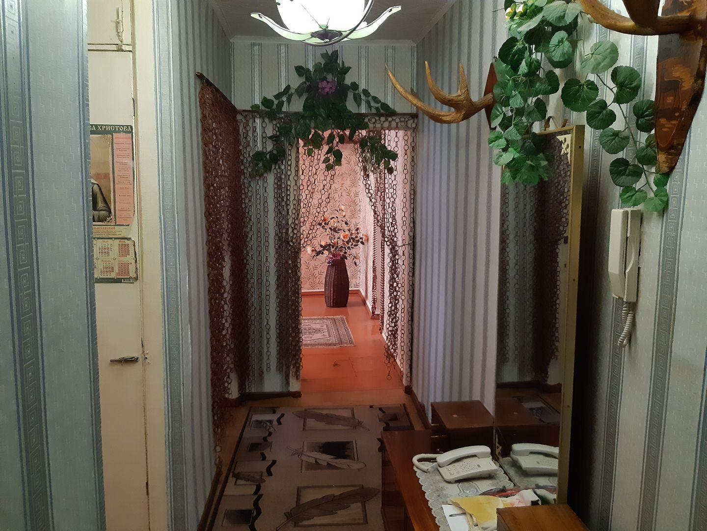 Продается 3-комнатная квартира, 58,2м²