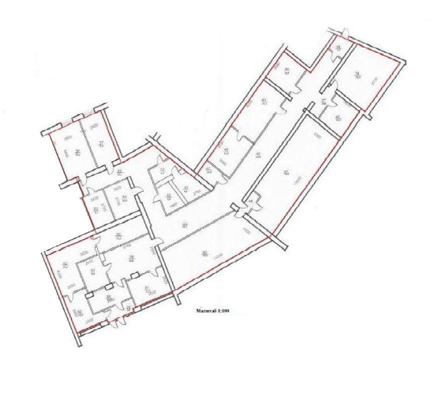 Сдам торговую площадь, 454м²