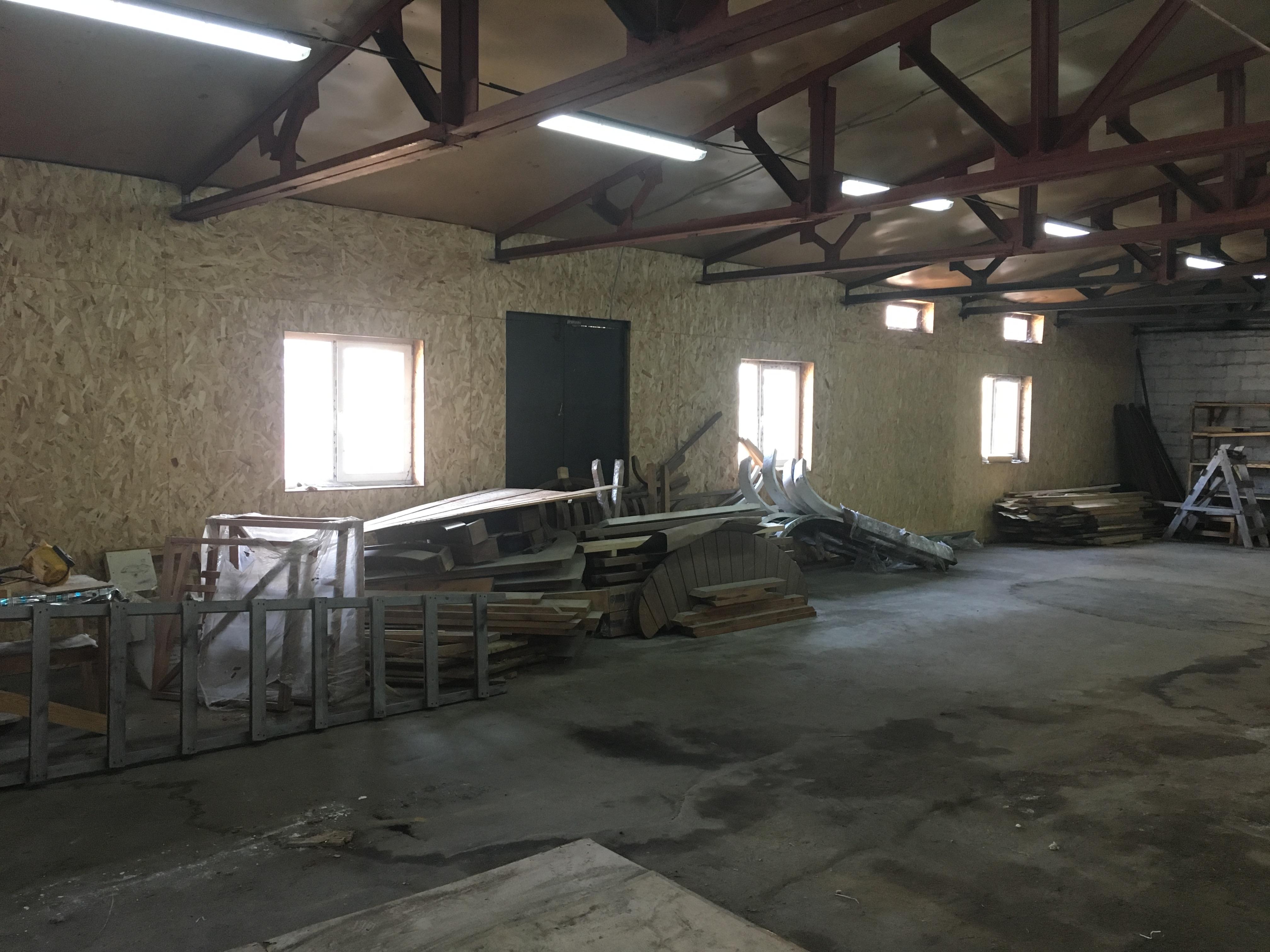 Сдам производственное помещение, 570м²