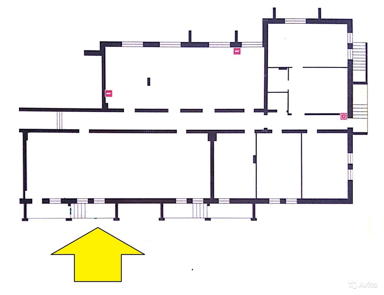 Сдам торговую площадь, 350м²