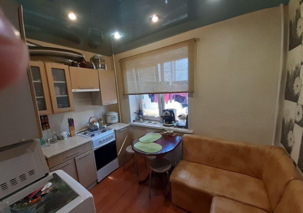 Продается 1-комнатная квартира, 39м²