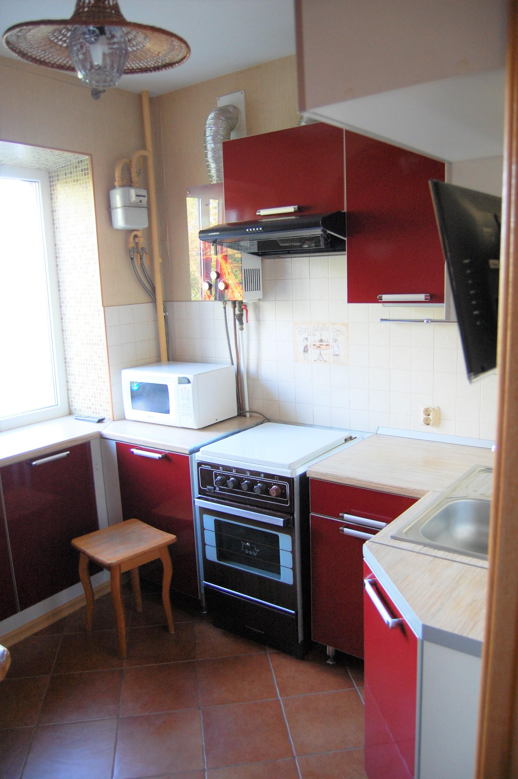 Продается 1-комнатная квартира, 34м²