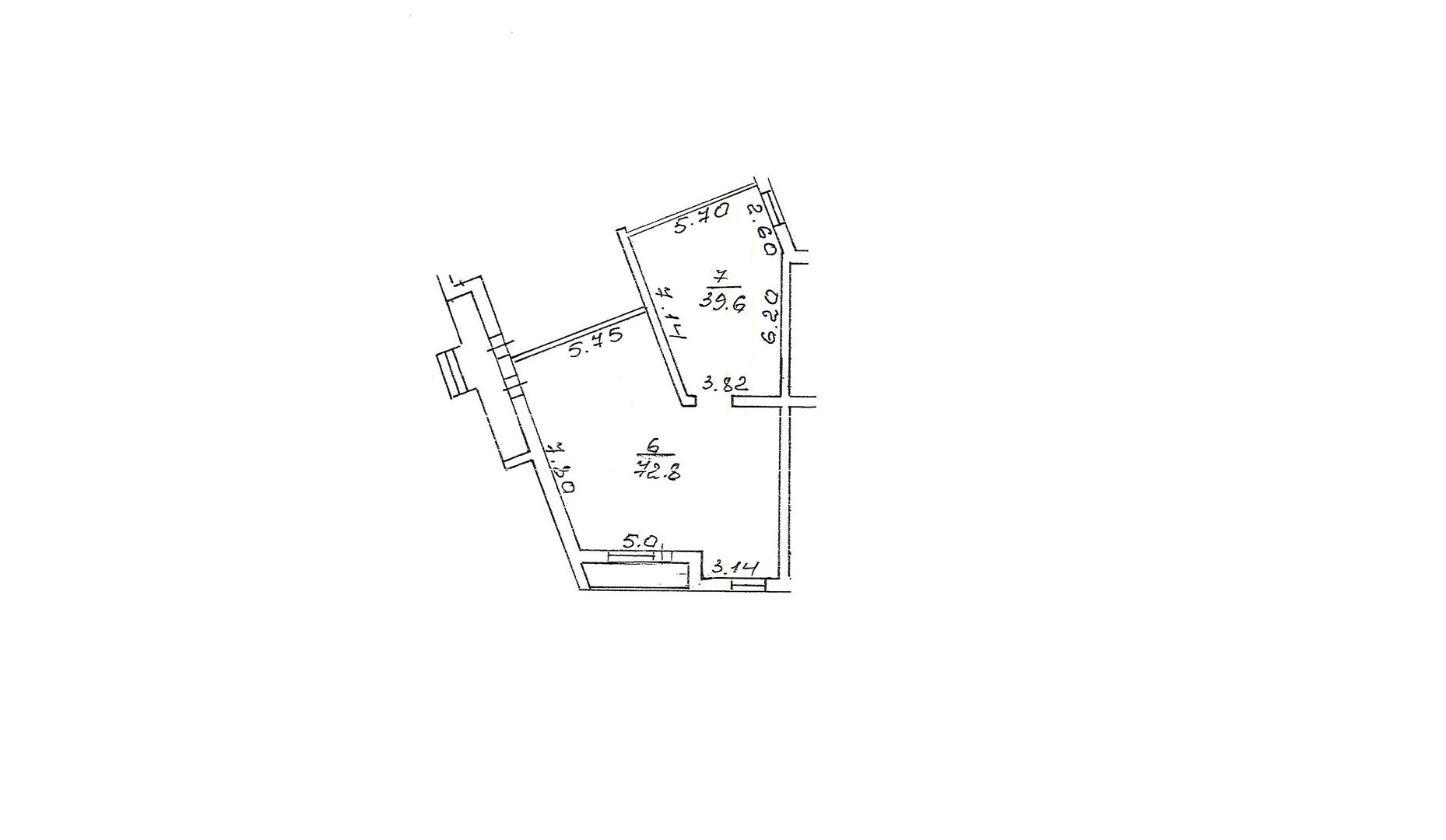 Сдам торговую площадь, 112,4м²
