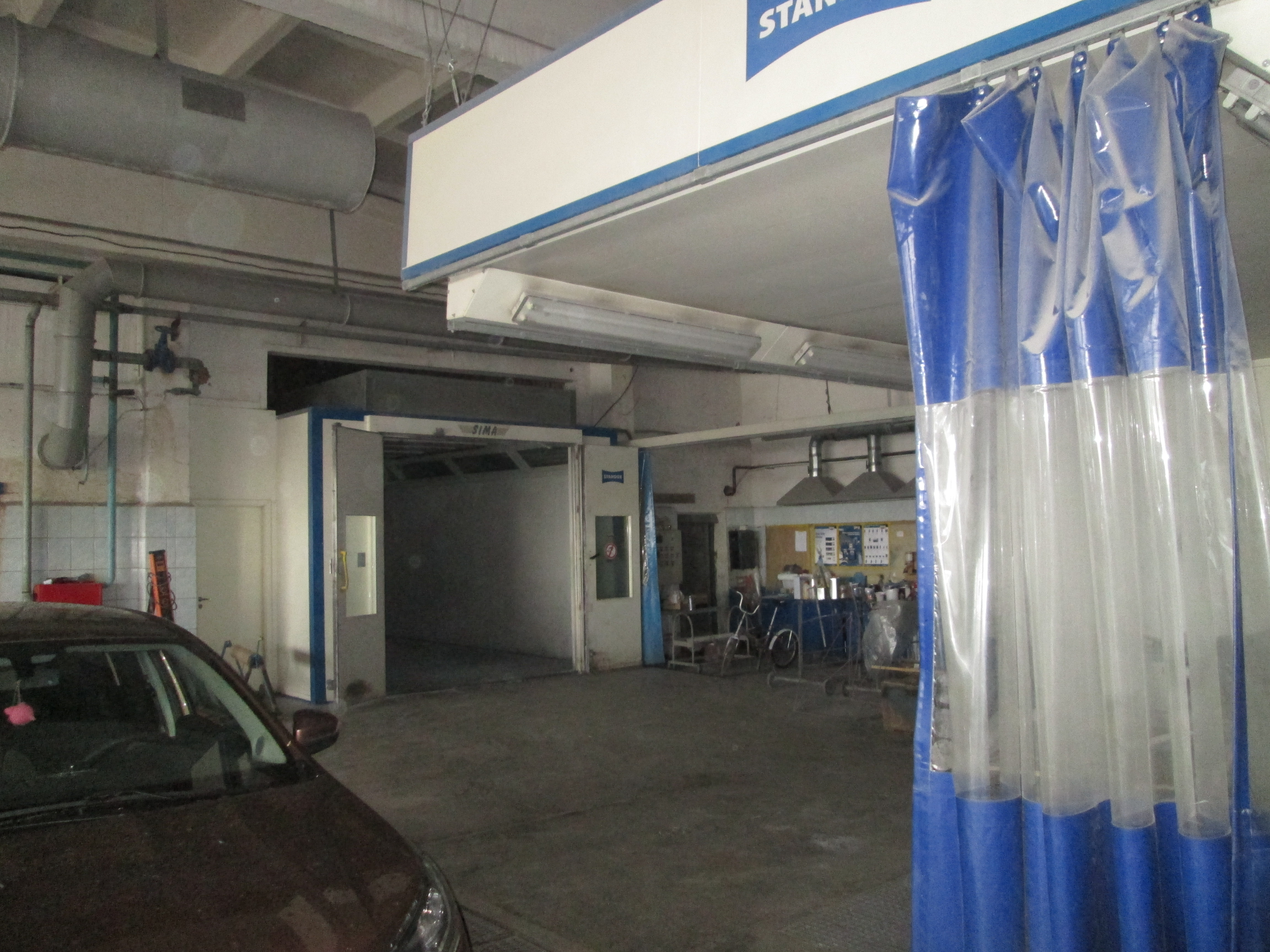 Сдам производственное помещение, 608м²