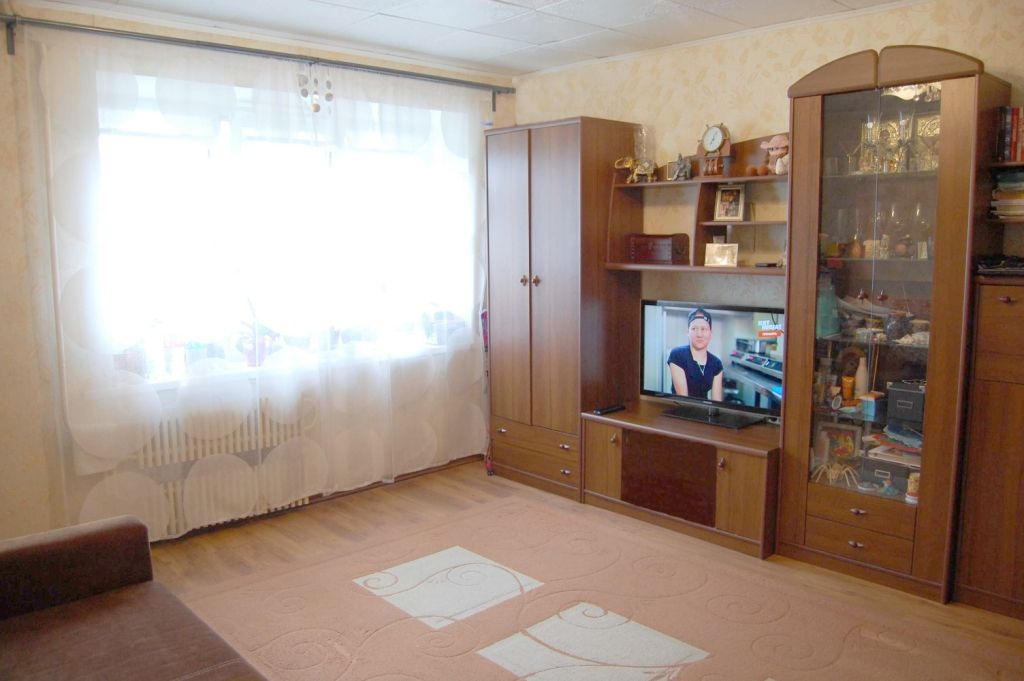 Продается 1-комнатная квартира, 35,9м²