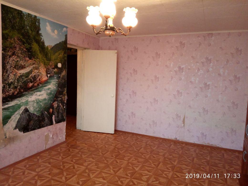 Продается 1-комнатная квартира, 36,6м²